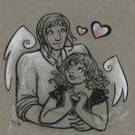 Innocent Hearts by rachelillustrates
