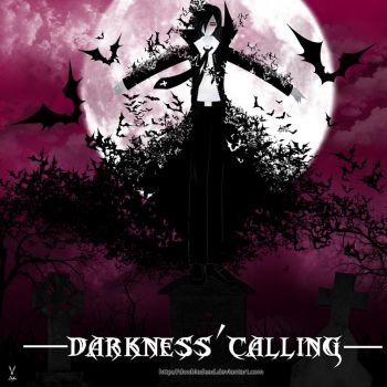 Darkness' calling by DoubleDead