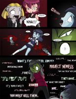 Invader Zim: Conqueror of Nightmare Page 28 by Blhite