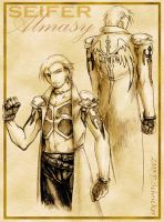 Seifer Almasy - Revised by nachtwulf