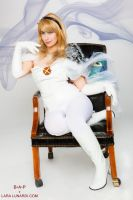 The White Queen, Emma Frost by cosplaylala