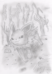 Jolteon by vivianchhay