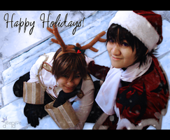 Code Geass - Happy Holidays by da-rk