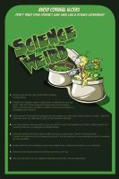Science is Weird by Zimmer-man
