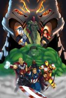 Avengers: Age of Ultron by trav-mcdan