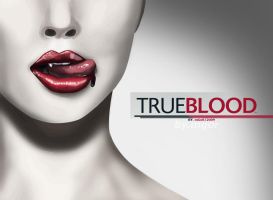 True Blood by mGoR