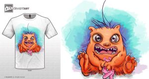 baby monster by Alfatantra