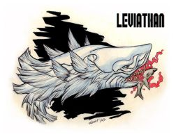LEVIATHAN commission by mdavidct