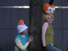 ACEN2012-He knows I'm here.. by Pau--chan