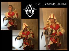 Pirate Assassin Costume by Nyhlus-Lyitning