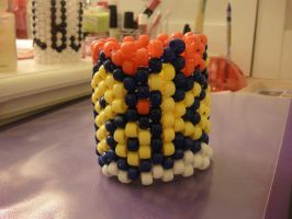 Pokemon Cuff by amyswlee