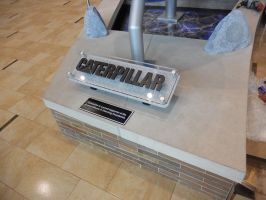 Plexiglass Signage at PIA by signcrafter
