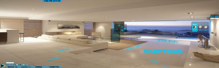 My Smart home by celedhel