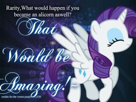 Ask Rarity~Q13 by UnicornRarity