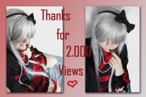 +Thanks for 2.000 Pageviews+ by IlforteGrantz