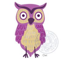 Buho, Owl by aurangelica