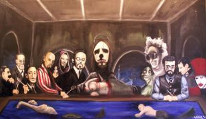 The Last Supper by dr-thor-von-faust
