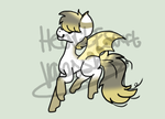 Bat Pony Adopt ~OPEN~Lowered Price by Esarts-Adopts
