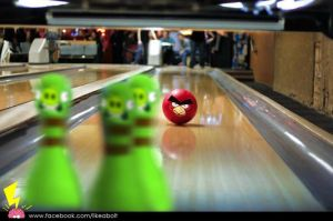 Angry Bowling by bassemsamir