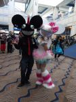 Deadmau5 MetroCon 2012 by cherryblossom112396