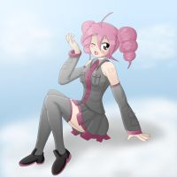 Teto In The Sky by bocodamondo