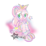 Amy Rose New Look by Yukuii