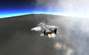 KSP - Flying At Laythe by Shroomworks