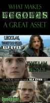 What makes Legolas a great asset by Faerietopia