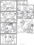 Comic 97 OUT OF THE BAG by sseanboy23