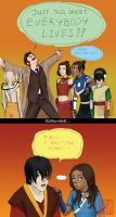 Zuko Searches for his Mother 3 by Doodle-Master