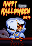 Happy Halloween 2014 by toongrowner