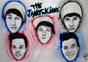 The Janoskians by KgTheOctopus
