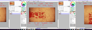 Paint Tool SAI Adding Textures tutorial by Val97