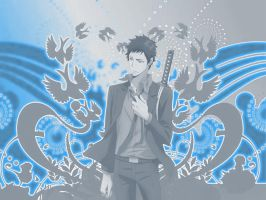 Yamamoto Takeshi Deviant 3 by PopulousRed