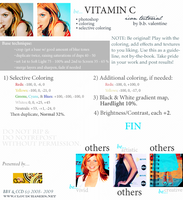 Vitamin C Icon Tutorial by Blackbird97