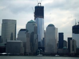 WTC rebuild progress January 10 2012 by PaulRokicki