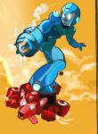 mega-man by SeanMcFarland