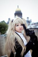 gunslinger girl Triella by cat-shinta
