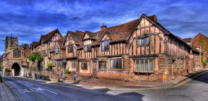 Lord Leycester Hospital by s-kmp