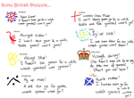 British Dialects by Yegil