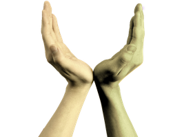 Different Colored Hands PNG by Kimberly-at-JGF