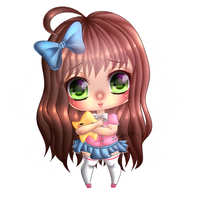{AT} AmiePC by IdoodleChibis