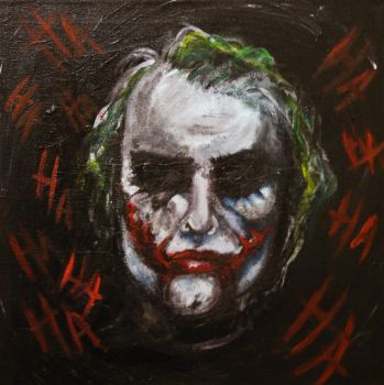 Joker IV by danie-ru-btw
