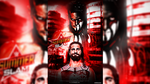 WWE SummerSlam 2016 Poster by Momen-Aly