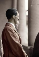 Joseph Paul Goebbels. (in colour) 7 by Julia-Koterias