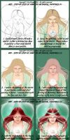 Heart Chakra - step by step by AmberCrystalElf