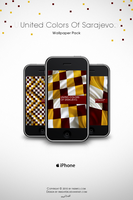 United Colors Of RajvoSa iPhone Pack by insight04