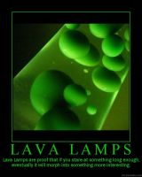 Lava Lamps by Balmung6