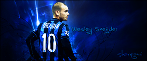 Sneijder Tag by Sharqawi