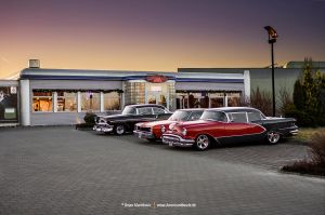 American lifestyle in Germany by AmericanMuscle